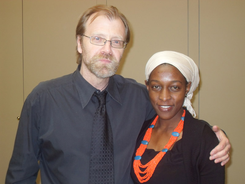 When I was a student of George Saunders at Syracuse University MFA program, 2009-2012